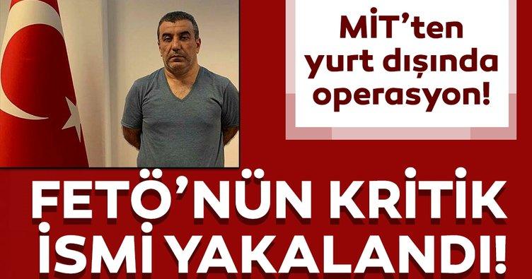 Son Dakika: MİT'ten FETÖ'nün Meksika imamına operasyon!