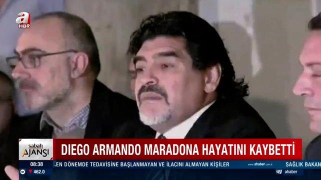 Son Dakika! Maradona'nın ölüm sebebi açıklandı! İşte Efsane futbolcu Maradona'nın hayat öyküsü... | Video