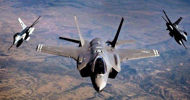 ABD Suriye'deki İran destekli gruplara saldırı düzenledi