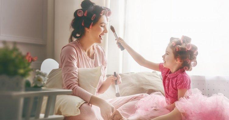 Vakti olmayan annelere basit güzellik önerileri