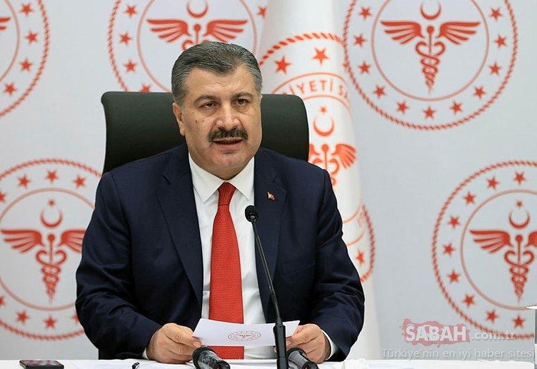 Son Dakika Haberi: Sağlık Bakanı Fahrettin Koca'dan sokağa çıkma yasağı açıklaması! Sokağa çıkma yasağı…