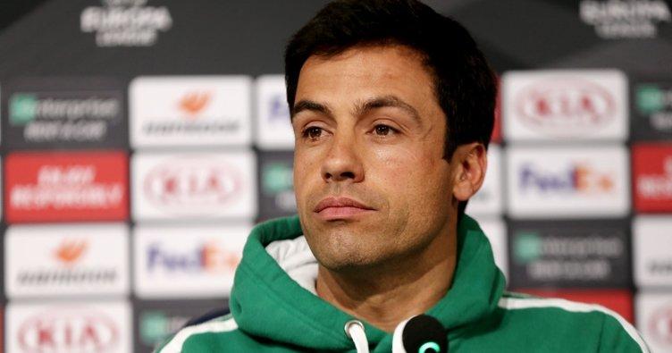Sporting yardımcı antrenörü Emanuel Ferro: Rakibin hakkını vermek istiyorum