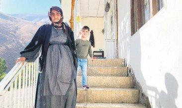 Muteber Nine 117 yaşında virüsü yendi #hakkari