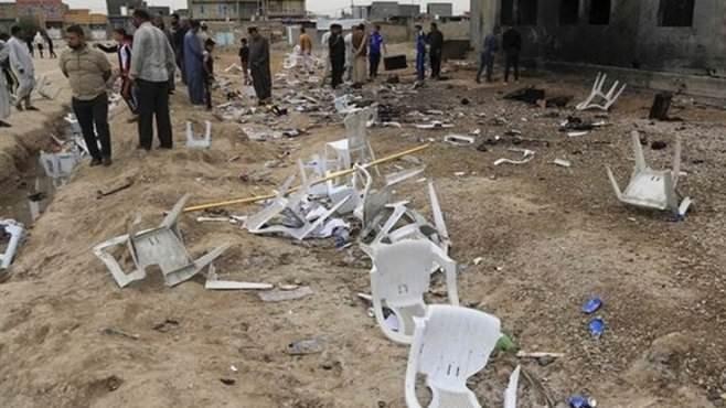 Futbol maçına saldırıyı 'çocuk canlı bomba' düzenledi