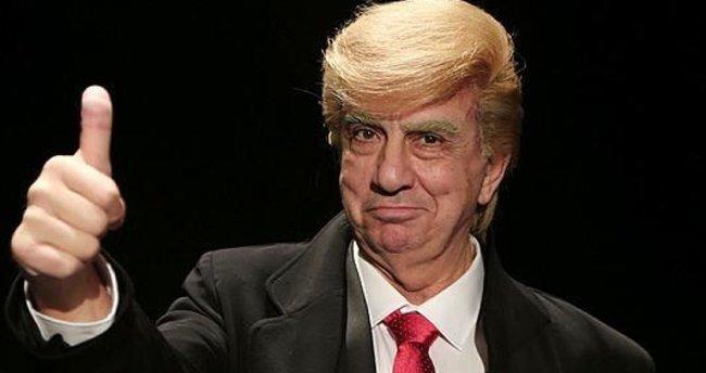 Erhan Yazıcıoğlu, Trump'ı canlandıracak