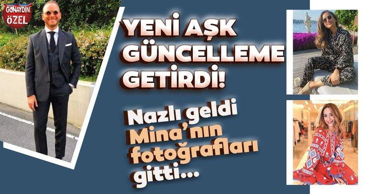 Murat Gezer'in yeni aşkı Nazlı Çarmıklı sosyal medyasına güncelleme getirdi!