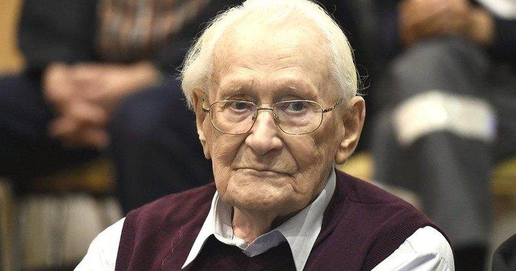 'Son Nazi' Oskar 96 yaşında öldü
