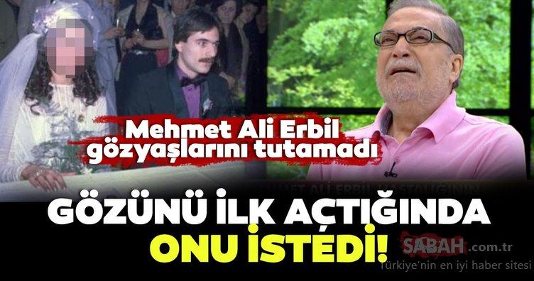 Mehmet Ali Erbil gözyaşlarına boğuldu! Mehmet Ali Erbil yakalandığı Kaçış Sendromu hastalığından sonra yaşadıklarını ilk defa anlattı...