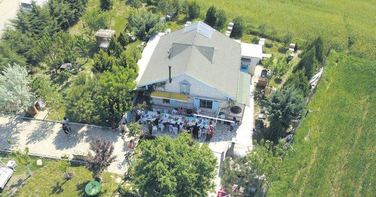 Trakya'da yeni trend Esen Tepe Taş Ev