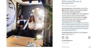 Ünlülerin Instagram paylaşımları (15.11.2017)
