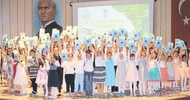 Burdur'da yürütülen yaz okulu sona erdi