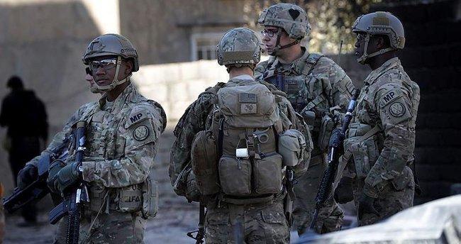 Suriye'de bir Amerikan askeri öldü