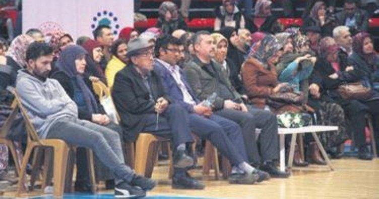 Konya'da 1.717 konutun kurası çekildi