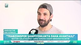 Trabzonspor şampiyonlukta daha avantajlı