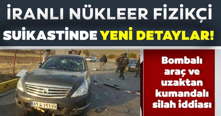 İranlı nükleer fizikçi Muhsinfahrizade suikastinde yeni detaylar ortaya çıktı: 12 tetikçi...