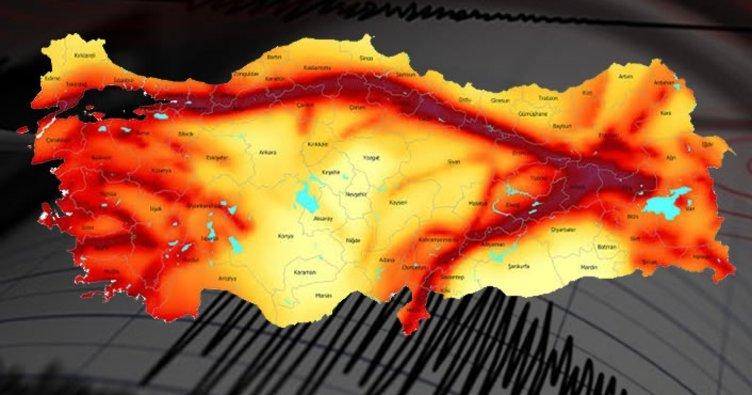 SON DAKİKA: Manisa'da peş peşe korkutan depremler! Bursa, Balıkesir ve İzmir'de de hissedildi Son depremler listesi