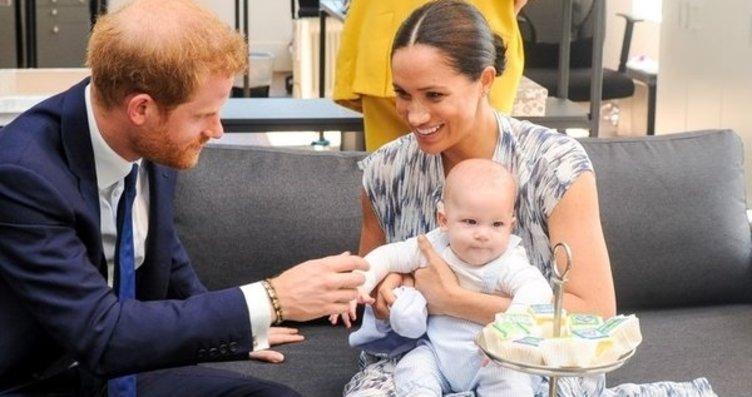 Meghan Markle ve Prens Harry'den flaş bebek...