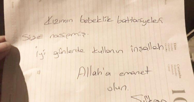 Türkiye Manavgat için tek yürek oldu! Bu not okuyanları ağlattı!