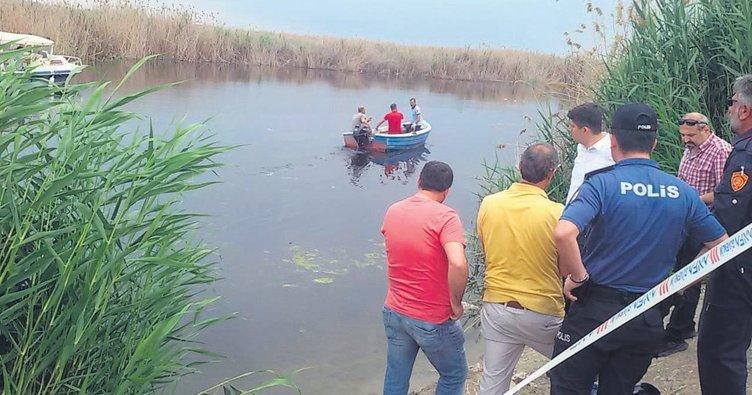 Mogan Gölü'ndeki ceset liseli Adalet'in çıktı