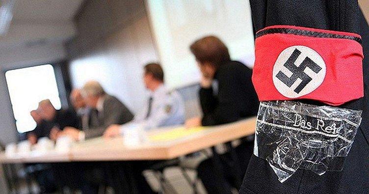 Nazi propagandası yapana hapis cezası