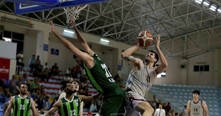 Potada Süper Lig'e son bilet! Ormanspor - İTÜ Basket