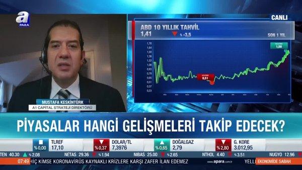 Mustafa Keskintürk: ABD tahvil faizlerinin neden olduğu kriz şimdilik atlatıldı