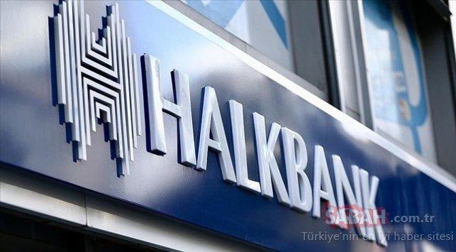 Halkbank temel ihtiyaç kredisi başvuru sonuçları sorgula! Halkbank 10 bin TL destek kredisi başvurusu yap