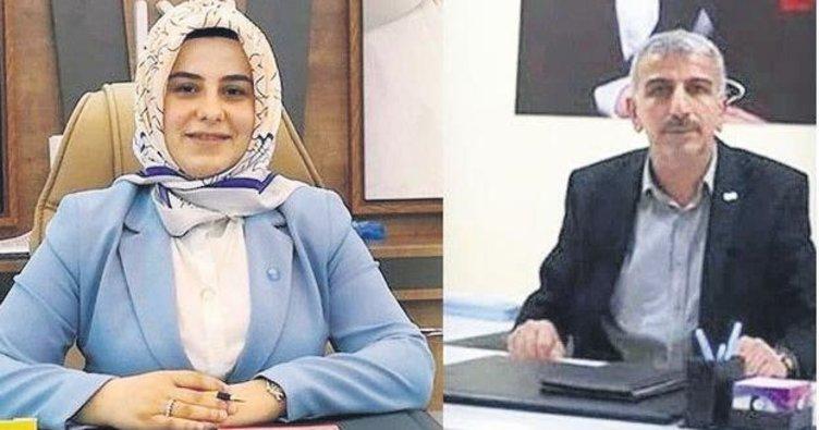 """İYİ Parti'li İlçe Başkanı'ndan İl Başkanı'na """"FETÖ'cü"""" suçlaması"""