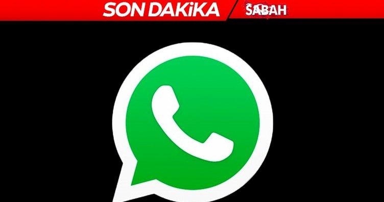 SON DAKİKA | Whatsapp sözleşmesi hakkında flaş açıklama! Wp sözleşmesine mahkum değiliz!