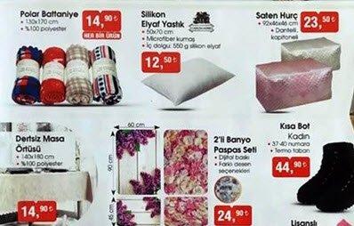 BİM aktüel ürünler kataloğu burada! Bim aktüel ürünlerde 7 Kasım'dan itibaren şok indirim olacak!