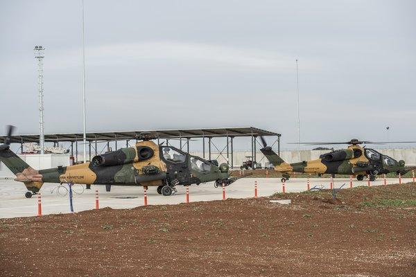 ATAK helikopteri tanıtıldı