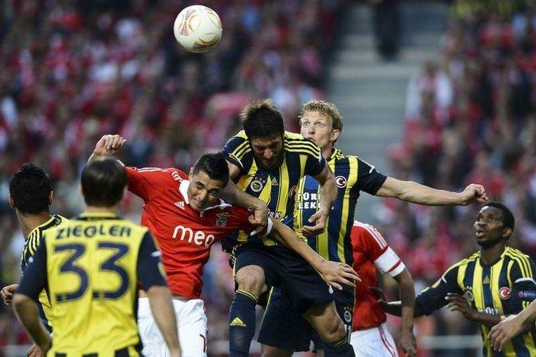 Benfica-Fenerbahçe maçı Twitter yorumları
