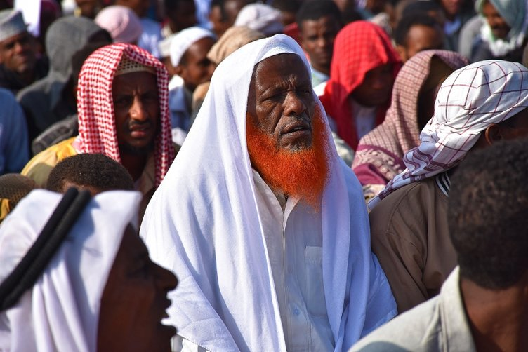 Etiyopya'da günlük yaşam!