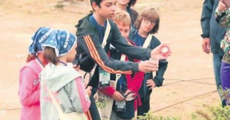Çocuklar Uludağ'ı bilimle keşfedecek