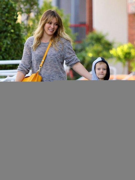 Doğal güzel Hilary Duff