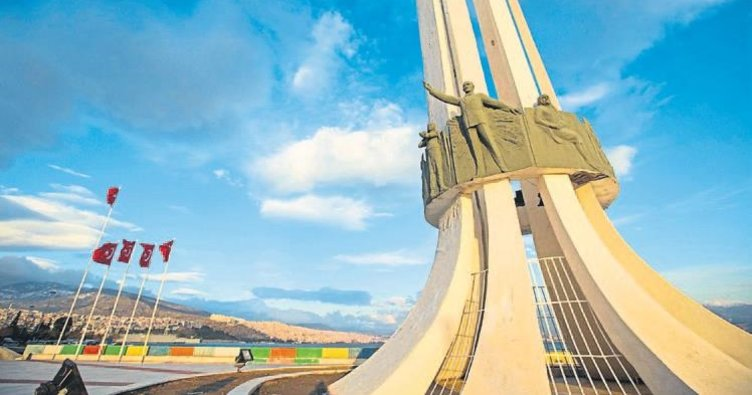 Anıt projesi durduruldu