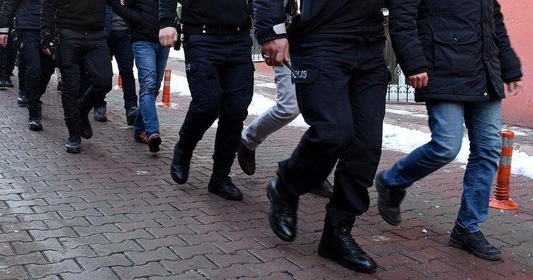 Konya merkezli 10 ilde FETÖ operasyonu: 12 gözaltı