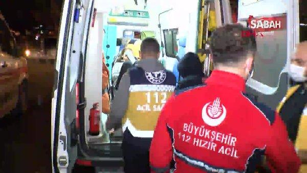 Son dakika: İstanbul Ataşehir'de eski sevgili dehşeti! Genç kadını bağlayıp evi ateşe verdi | Video