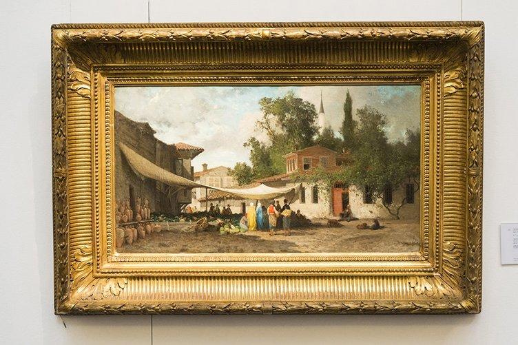 Osmanlı eserleri Londra'da satıldı