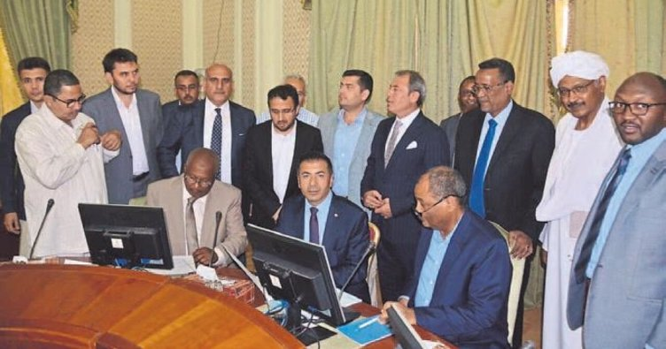 DTO heyeti Sudan'dan çifte anlaşma yaparak döndü