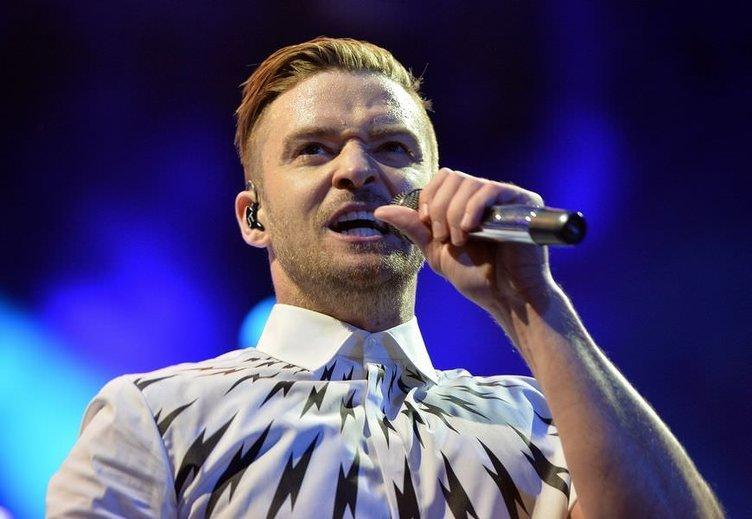 Justin Timberlake Soma için söyledi