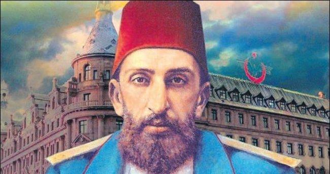 II. Abdülhamid'e Meclis'ten anma