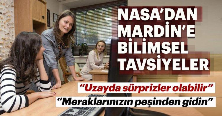 NASA'dan Mardin'e bilimsel tavsiyeler