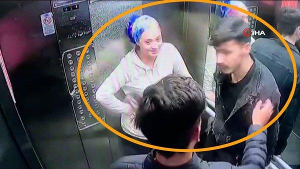 Son dakika haberi... İstanbul'da cinsel ilişki vaadi ile eve götürdüğü erkeklere kabus yaşayan kadın kamerada | Video