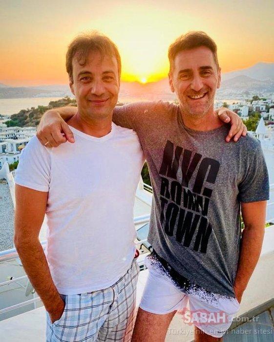 Doktorlar dizisinin iki yakışıklı oyuncusu Bekir Aksoy ve Devrim Nas yıllar sonra bir araya geldi!