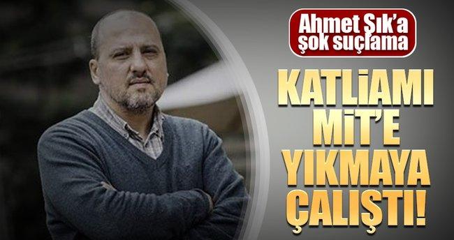 Ahmet şık Hakkında şok Suçlama Reyhanlı Katliamını Mite Yıkmaya