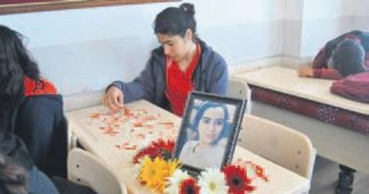 Kazada ölen gençleri arkadaşları unutmadı