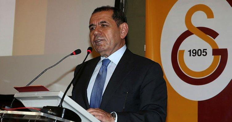 Dursun Özbek'in sloganı: Konsantrasyon