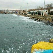 Son dakika: Marmara Denizi'nde ulaşıma poyraz engeli