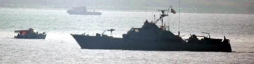 Ege Denizi'nde tehlikeli yakınlaşma